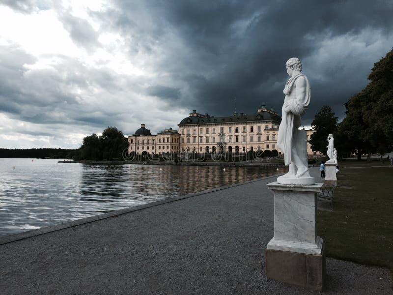 Drottningholm stock images