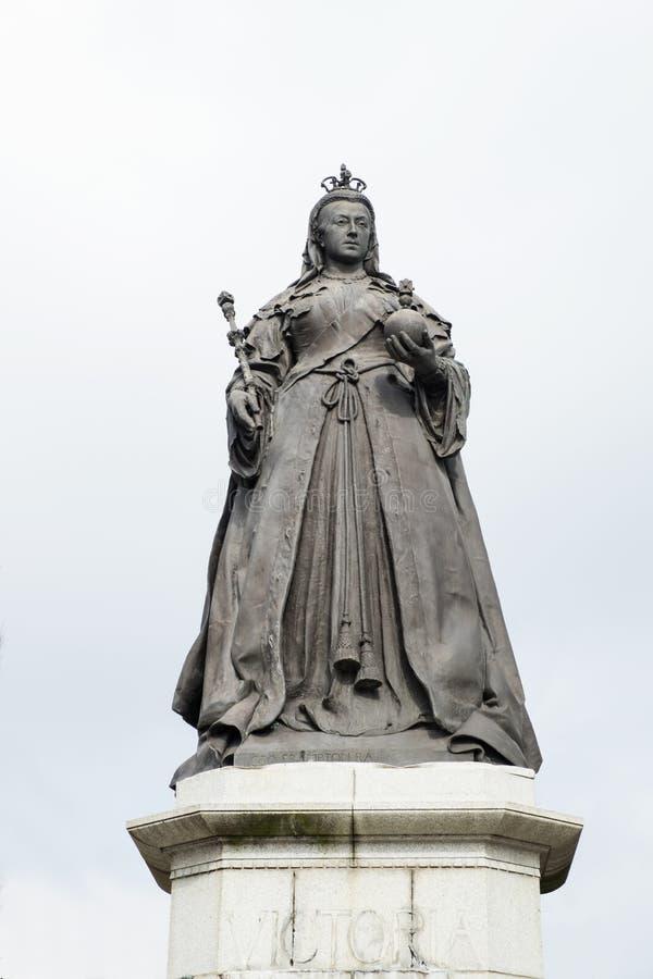 drottningstaty victoria royaltyfria bilder