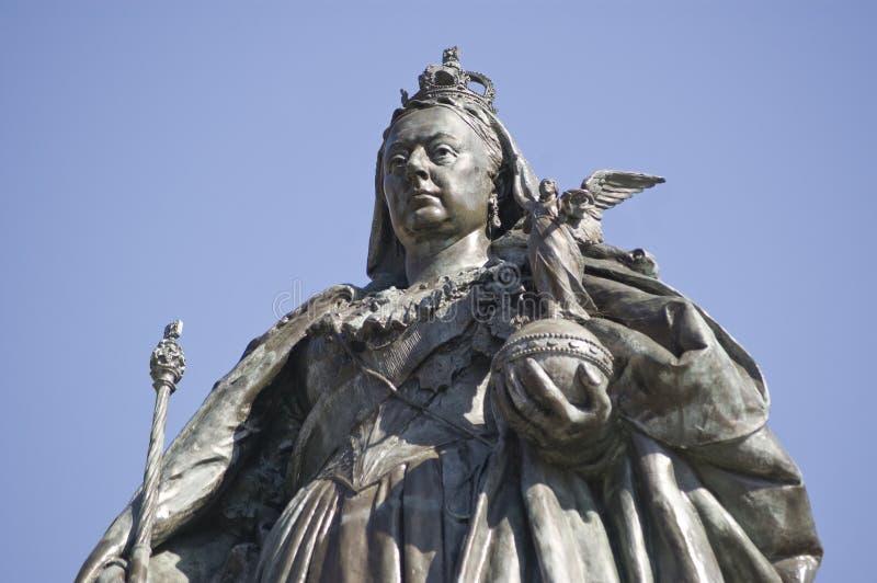 Download DrottningVictoria Staty, Portsmouth Arkivfoto - Bild av horisontal, berömdt: 27285306