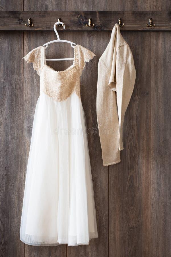 Drużki suknia obrazy royalty free