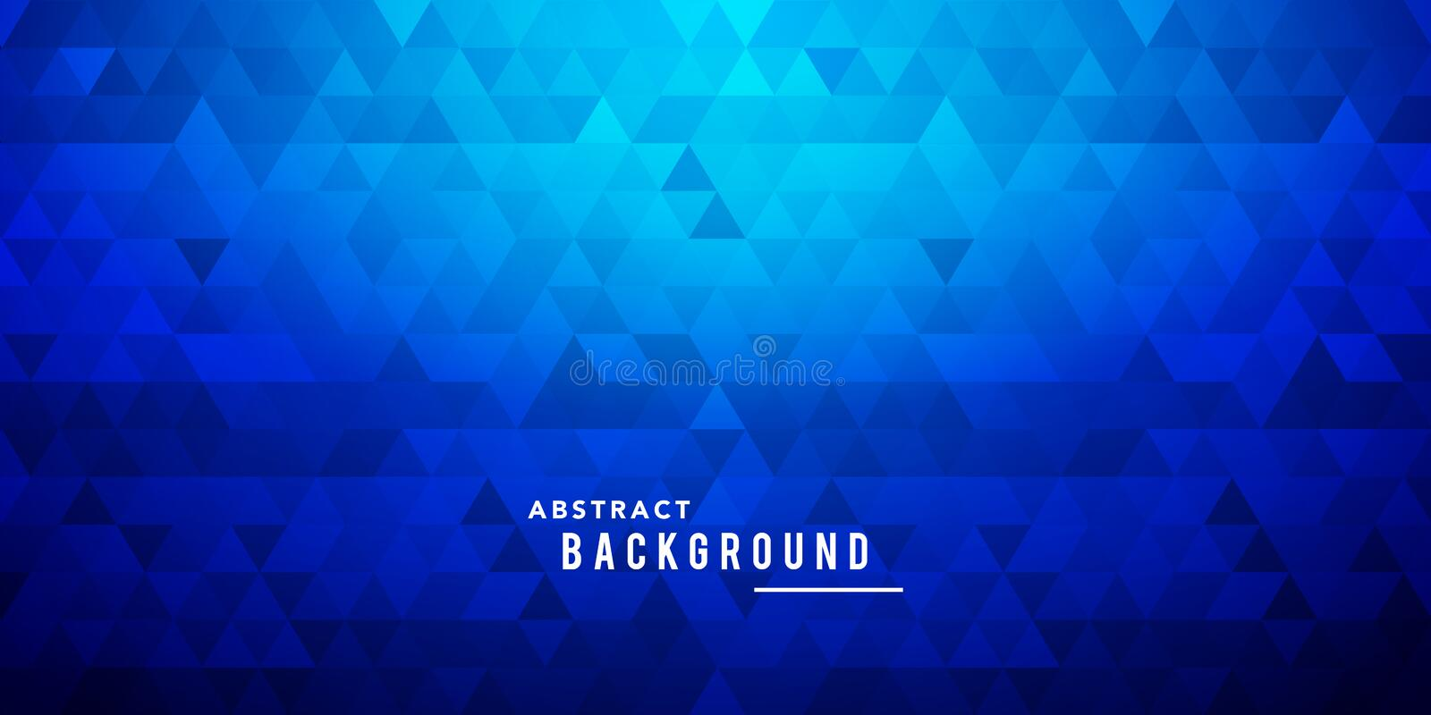 Vector Illustration Dark Grid Mosaic Background, Creative Diamond Design Template. vector illustration