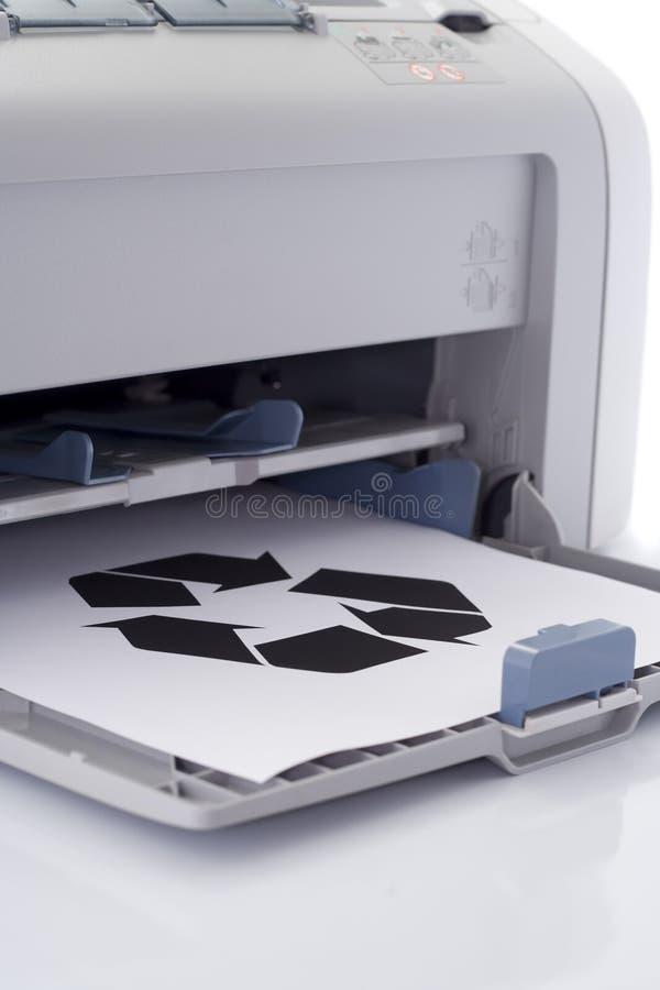 Drucker stockbilder