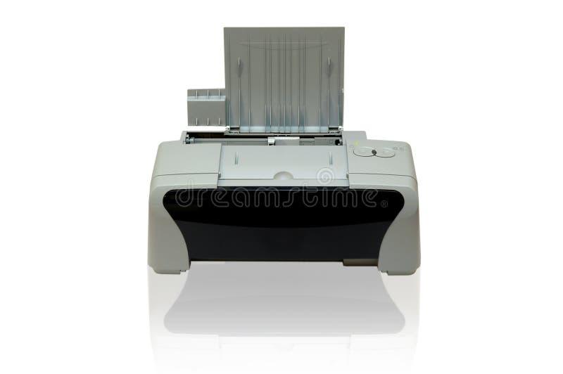 Drucker - getrennt stockbild