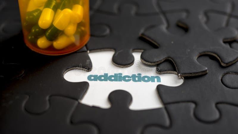 Drug Addiction royalty free stock images
