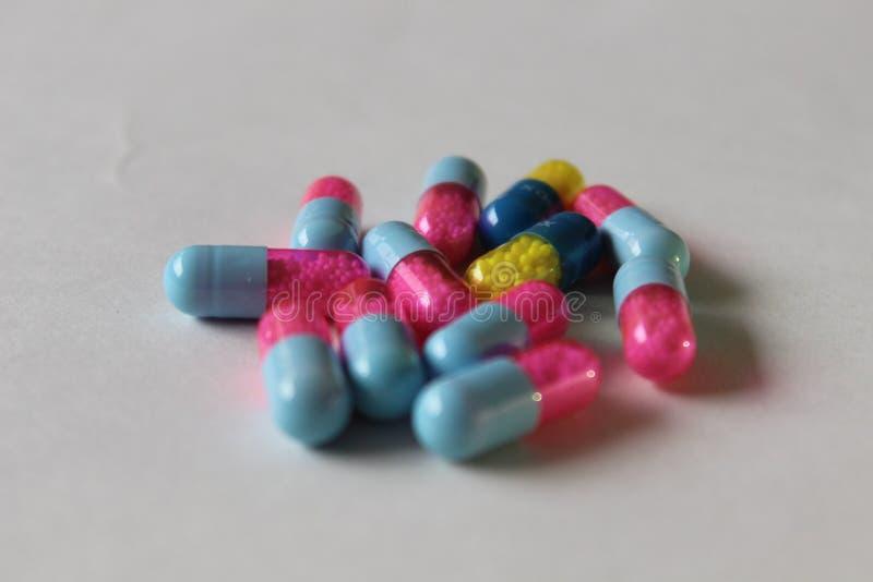 Drug, Pil, Parel, Lichaamsjuwelen royalty-vrije stock afbeelding