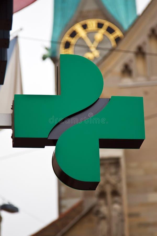 Download Drug store symbol stock image. Image of color, exterior - 11961095