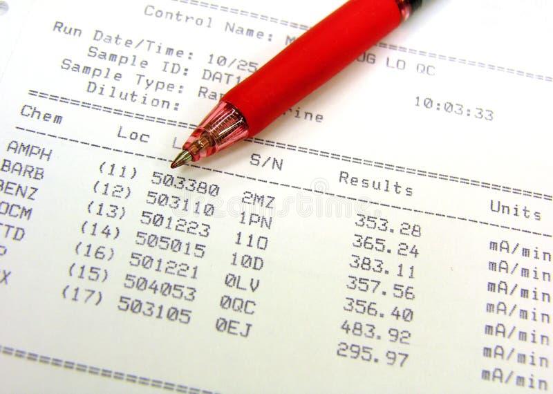Download Drug Testing Stock Image - Image: 311761