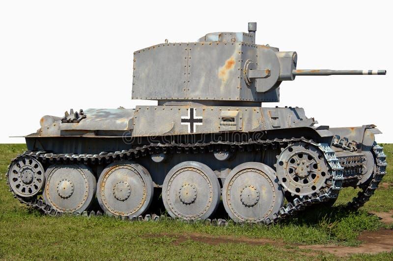 Druga wojna światowa zbiornik zdjęcia royalty free