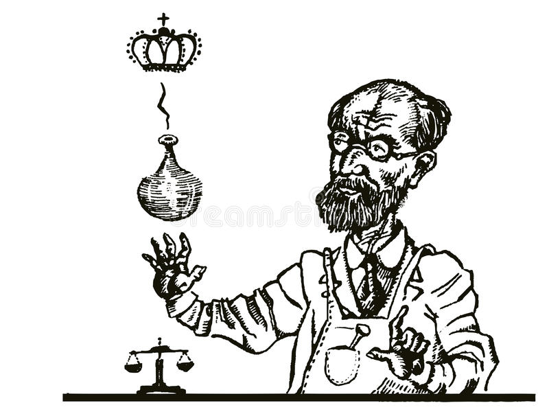 Download Druggist. Vector Royalty Free Stock Images - Image: 33474279