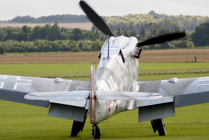 Drugiej Wojny Światowa niemiec samolot szturmowy obrazy royalty free