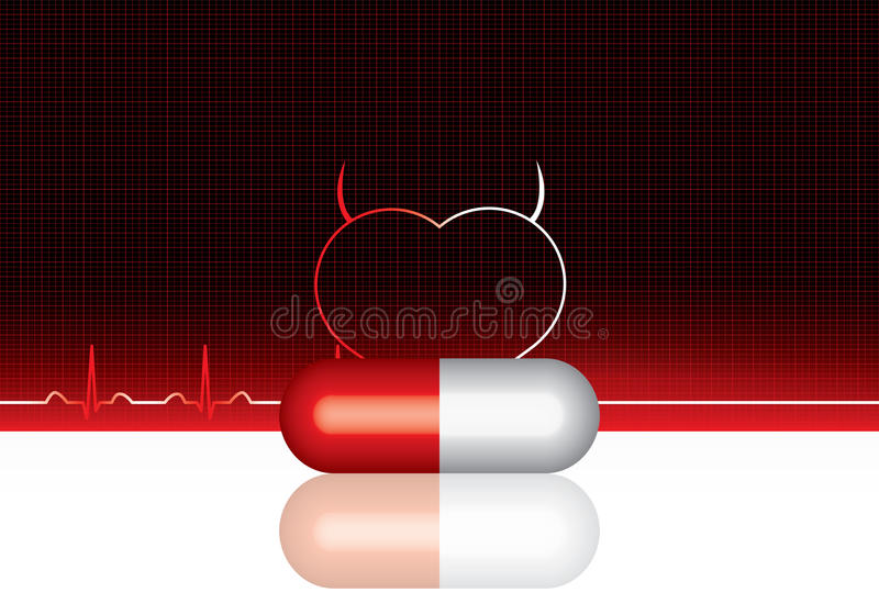 Download Drugs stock vector. Image of devil, background, abuse - 18638382