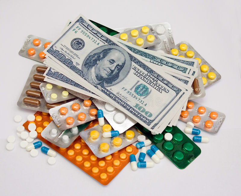 Drugs royalty free stock images