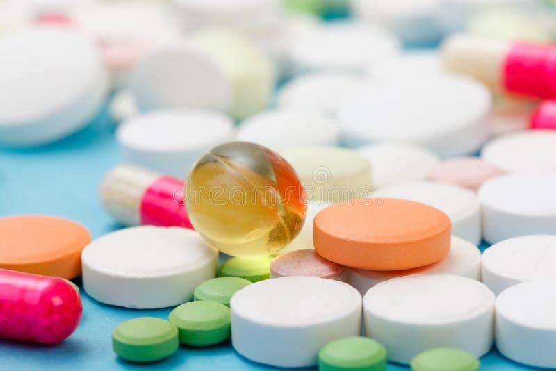 Drugs Closeup stock photos