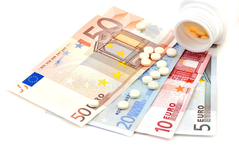Download Drugs money stock image. Image of business, cash, painkiller - 11282335