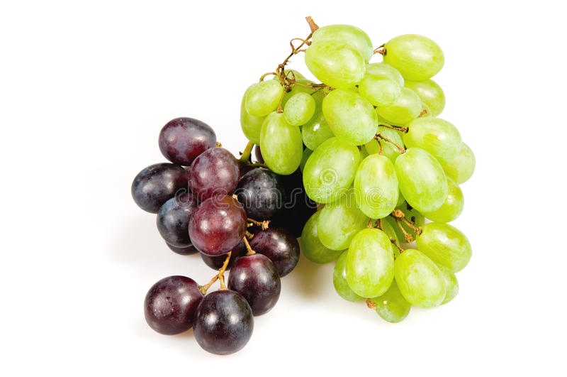 Druiven. stock foto's