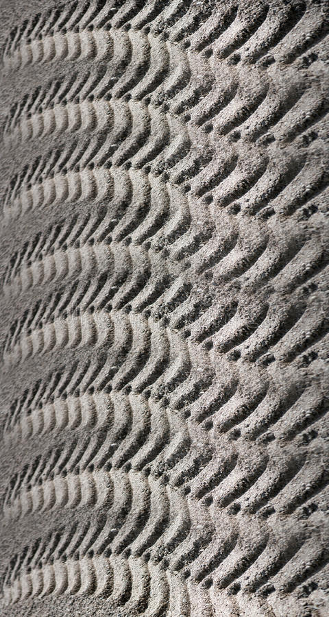 druk abstrakcjonistyczna opona fotografia stock