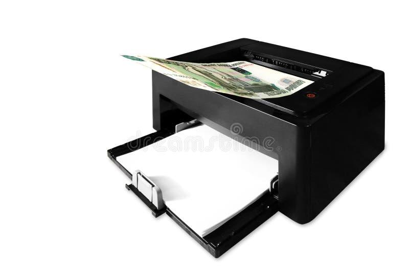 drukarka obraz stock