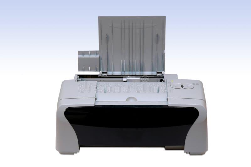 drukarka w domu zdjęcie stock