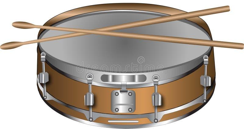drum zdjęcie stock