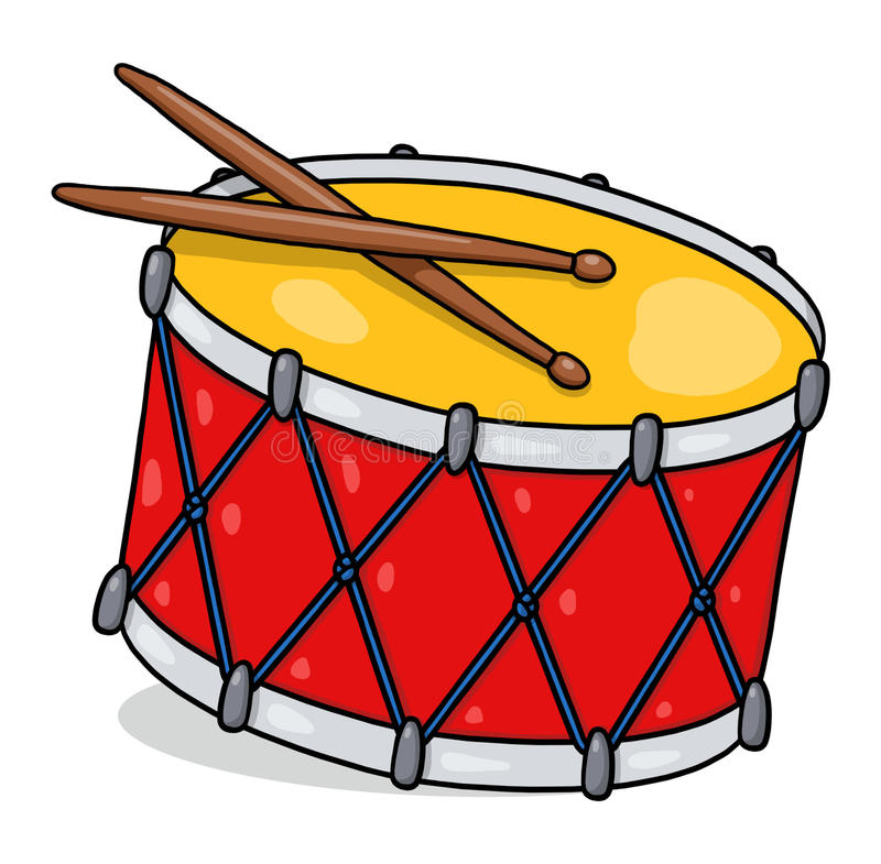 drum illustration isolated snare drum stock illustration rh dreamstime com snare drum clipart