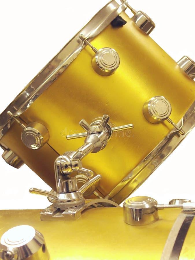 Drum kit #1 royalty free stock photos