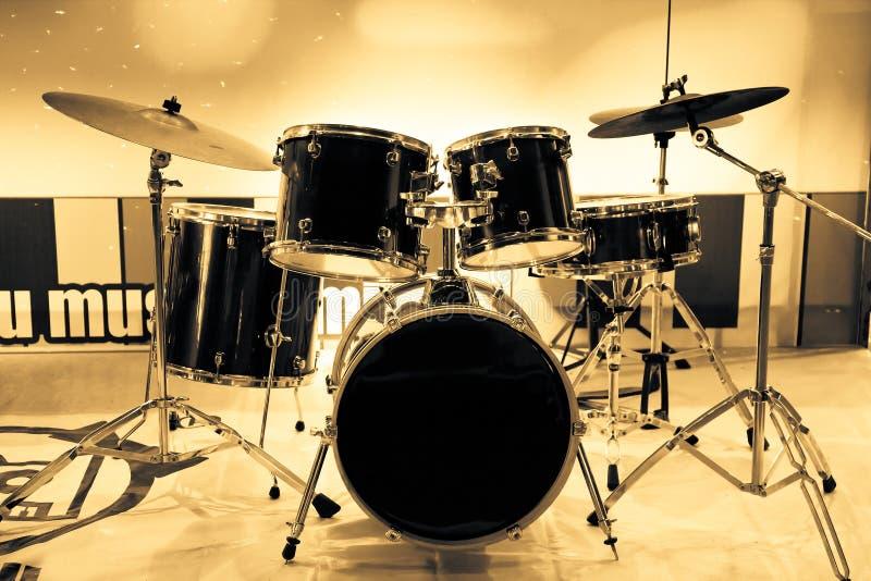 Download Drum kit stock image. Image of life, machine, color, indoor - 29634821