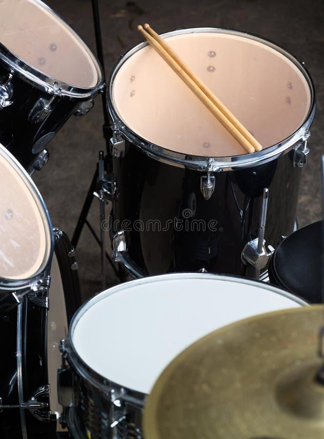 Download Drum kit stock image. Image of music, percussion, drum - 6394651