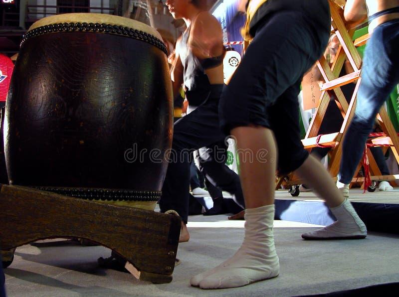 Drum Show Zdjęcia Stock