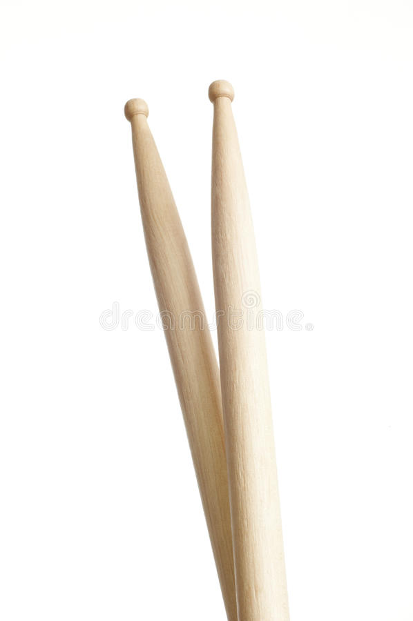 Drum sticks royalty free stock image