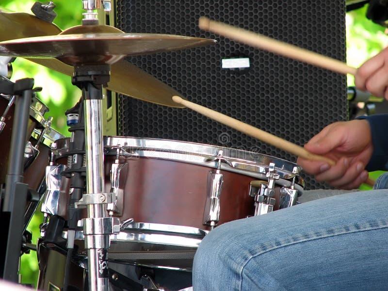 drumer стоковые фотографии rf