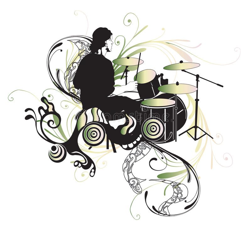 Download Drummer Royalty Free Stock Photos - Image: 5904848