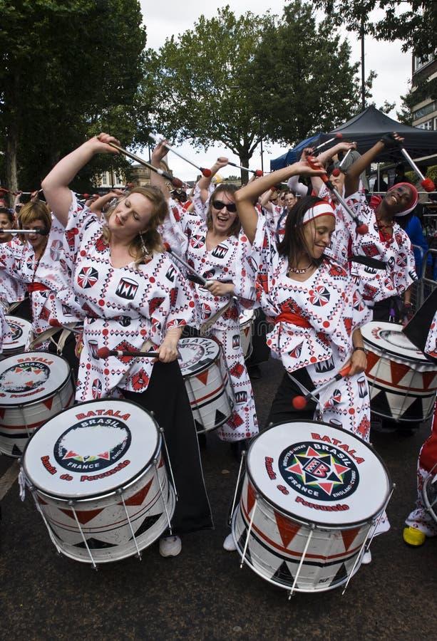 Download Drummers From Batala Banda De Percussao Editorial Stock Photo - Image: 15958738