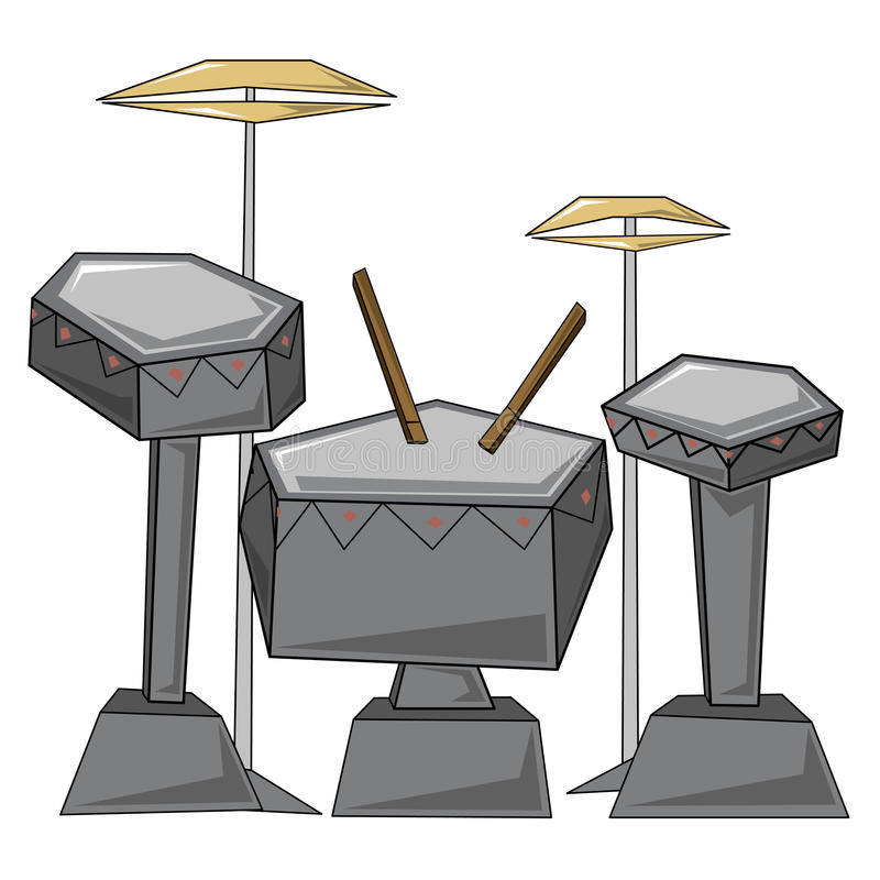 Download Drums Royalty Free Stock Photography - Image: 17772917