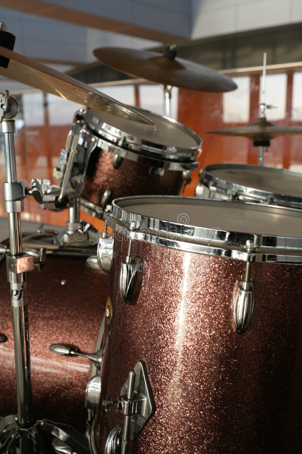 Free Drums Royalty Free Stock Photography - 6860437