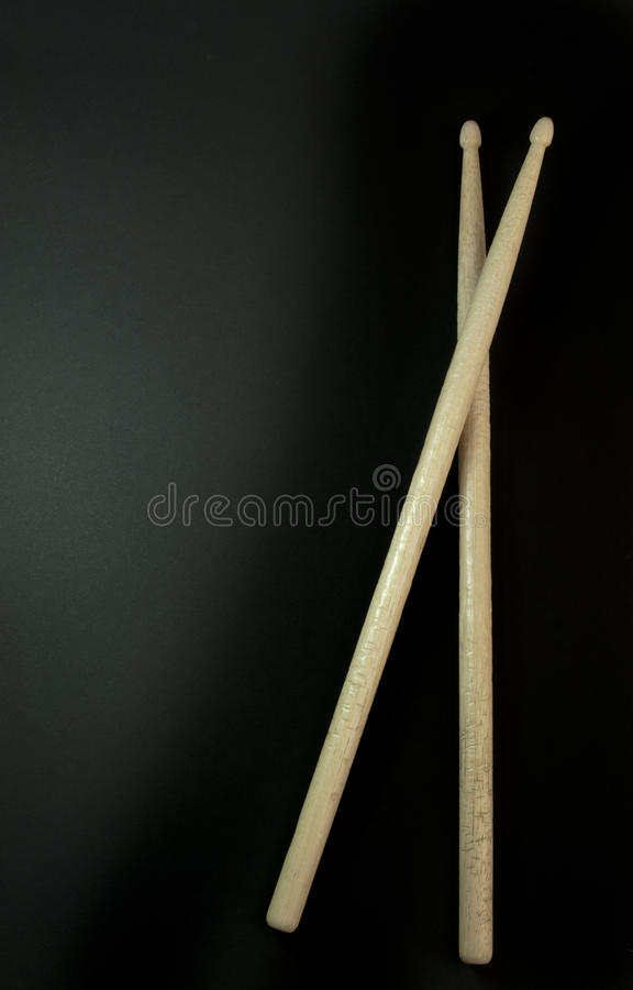 Drumsticks Stock Photography