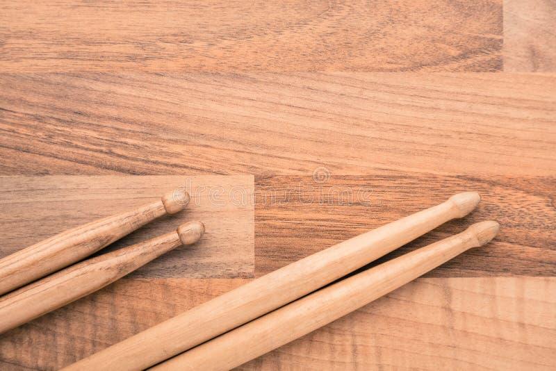 drumsticks obrazy royalty free