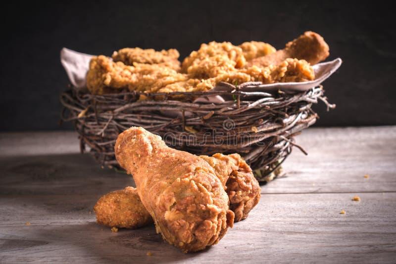 Drumstics del pollo immagine stock