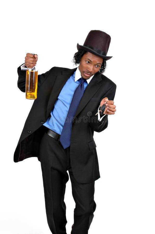 Drunk Driver stock photo