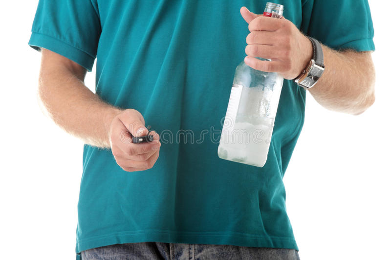 Download Drunk driver stock image. Image of intoxicated, transportation - 15399881
