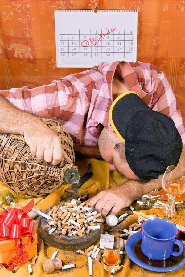 Download Drunk man stock photo. Image of cancer, garbage, caucasian - 22799064