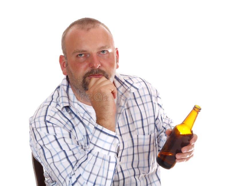 Download Drunk Man stock photo. Image of smiling, facial, beard - 9840600
