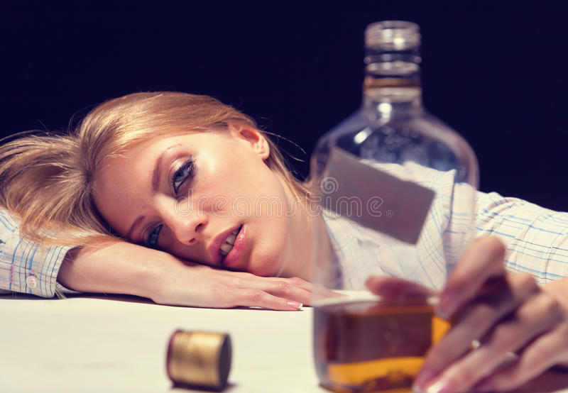 Drunk royalty free stock images