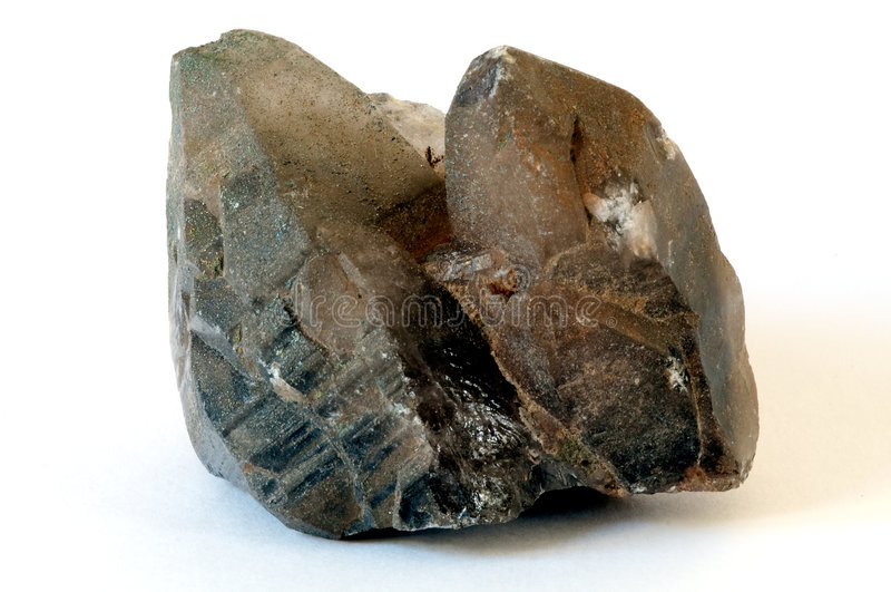 Druze de cristal images stock