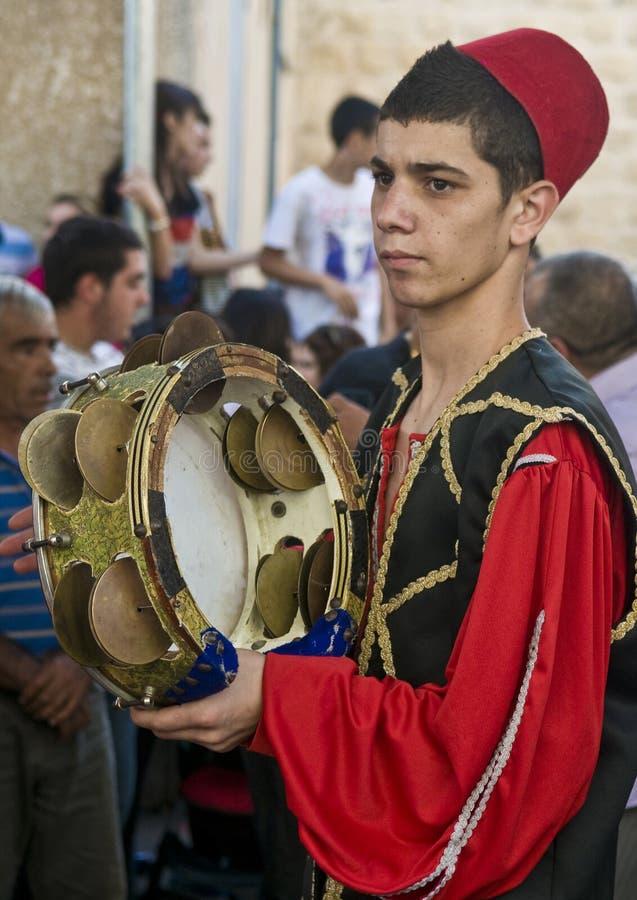 druzefestival royaltyfria foton