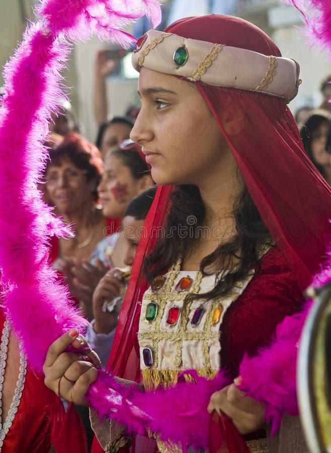 druzefestival royaltyfri fotografi
