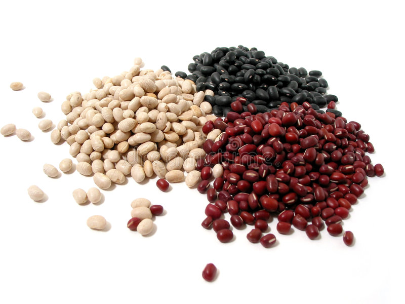 Download Dry beans stock photo. Image of white, macro, nutrition - 447682