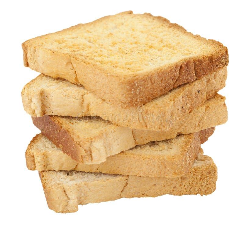 Dry Bread Stock Photo