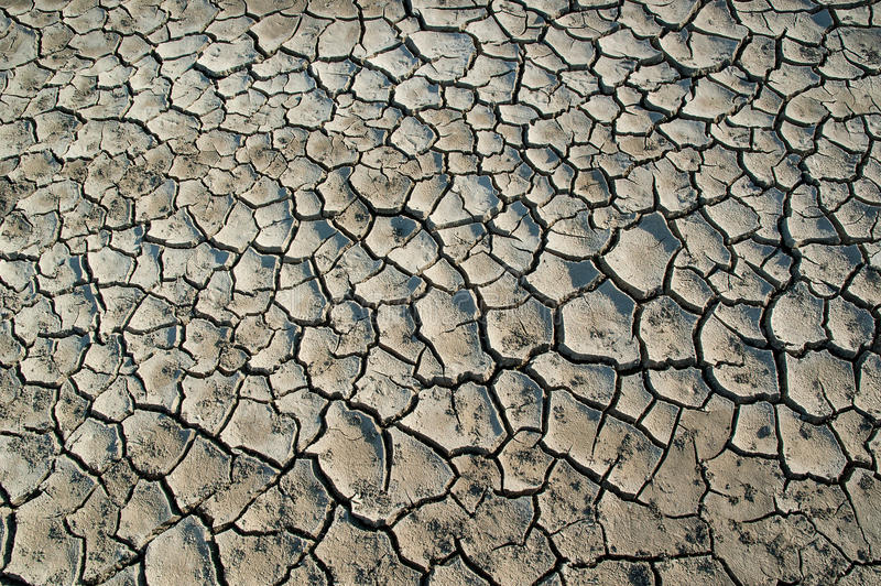 Download Dry and cracked ground stock photo. Image of relief, climate - 26620866