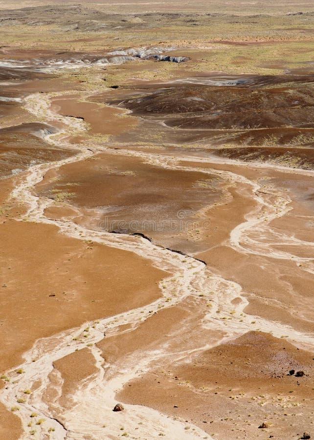 Download Dry Desert Wash Royalty Free Stock Image - Image: 21618916