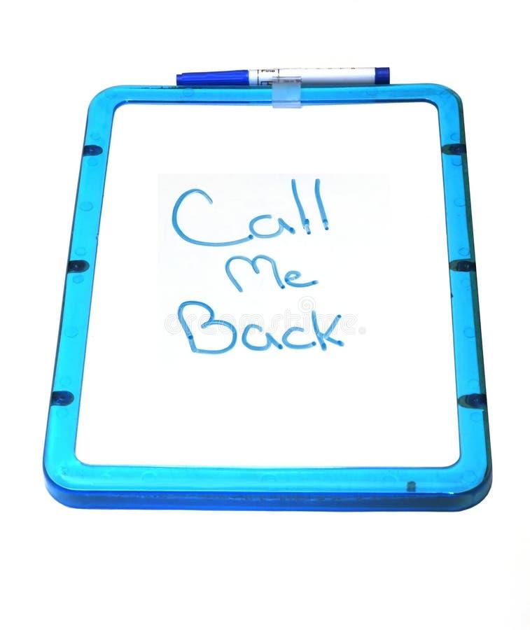 Dry erase board stock illustration